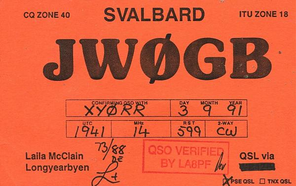 Нажмите на изображение для увеличения.  Название:JW0GB-QSL-XY0RR-1991.jpg Просмотров:3 Размер:1.10 Мб ID:264529