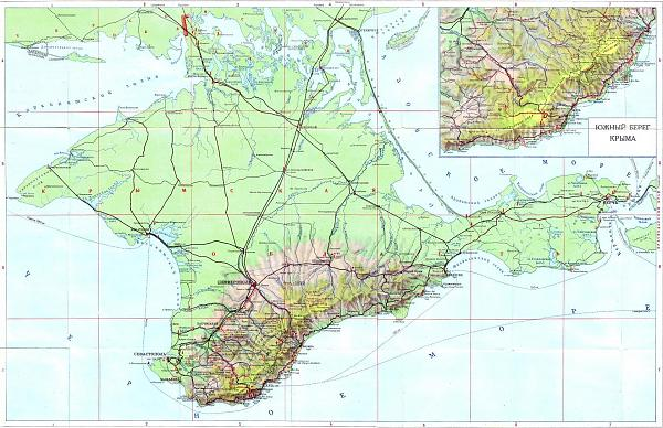 Нажмите на изображение для увеличения.  Название:Крым. Туристска&#1.jpg Просмотров:32 Размер:365.0 Кб ID:265381