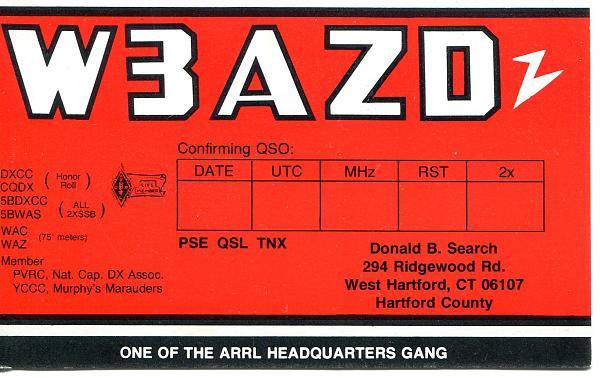 Нажмите на изображение для увеличения.  Название:W3AZD-QSL-personal-archive-3W3RR.jpg Просмотров:2 Размер:342.0 Кб ID:268651