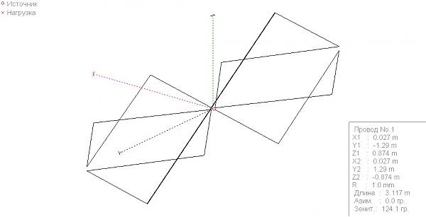Нажмите на изображение для увеличения.  Название:50 ом поворотный двойной алмаз в гор.jpg Просмотров:295 Размер:49.3 Кб ID:26876