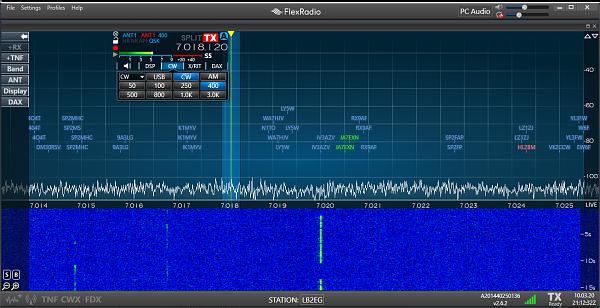 Нажмите на изображение для увеличения.  Название:SmartSDR-loghx-spots-colour.PNG Просмотров:7 Размер:593.8 Кб ID:276633