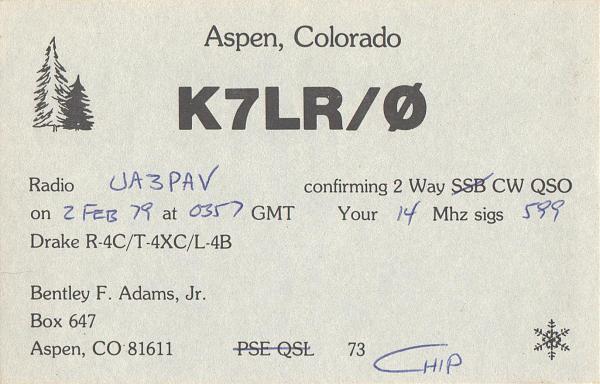 Нажмите на изображение для увеличения.  Название:K7LR_0-UA3PAV-1979-qsl.jpg Просмотров:4 Размер:480.3 Кб ID:277832