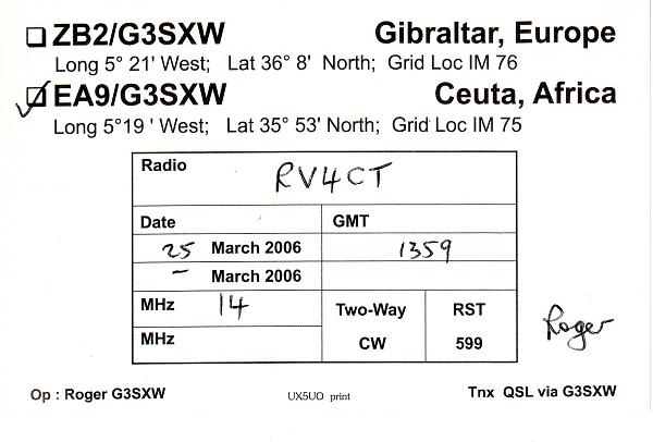 Нажмите на изображение для увеличения.  Название:EA9_G3SXW-QSL-RV4CT-2006-2.jpg Просмотров:2 Размер:271.2 Кб ID:277907