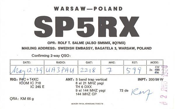 Нажмите на изображение для увеличения.  Название:SP5RX-UA3PAU-1979-qsl.jpg Просмотров:2 Размер:282.9 Кб ID:280015