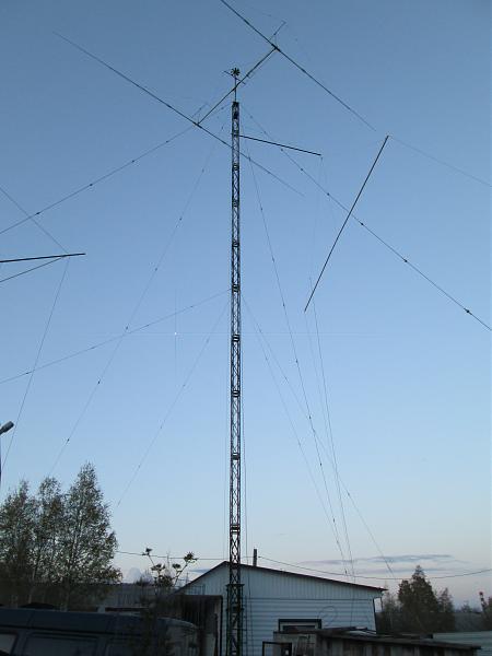 Мои  антенны !