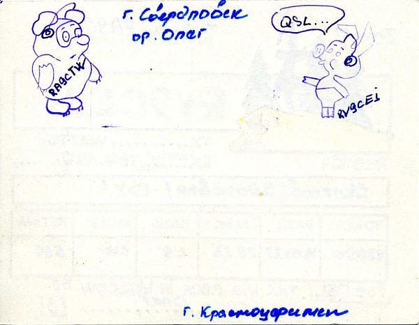 Нажмите на изображение для увеличения.  Название:RV9CEJ QSL RA9CTW 1987_.jpg Просмотров:2 Размер:49.1 Кб ID:282889