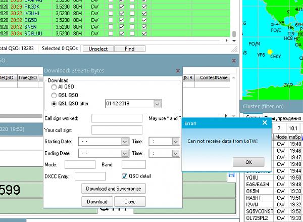Нажмите на изображение для увеличения.  Название:LoTW Error Screenshot.png Просмотров:2 Размер:34.3 Кб ID:283747