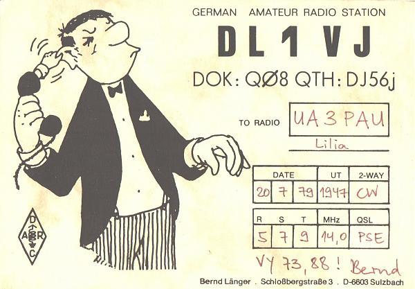 Нажмите на изображение для увеличения.  Название:DL1VJ-UA3PAU-1979-qsl.jpg Просмотров:2 Размер:451.2 Кб ID:284108