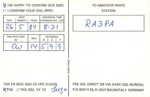 Нажмите на изображение для увеличения.  Название:DF7TU-RA3PA-1984-qsl-2s.jpg Просмотров:3 Размер:278.1 Кб ID:284570