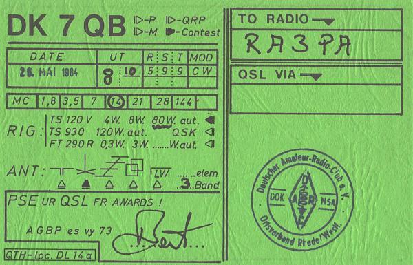 Нажмите на изображение для увеличения.  Название:DK7QB-RA3PA-1984-qsl-2s.jpg Просмотров:3 Размер:602.5 Кб ID:284572