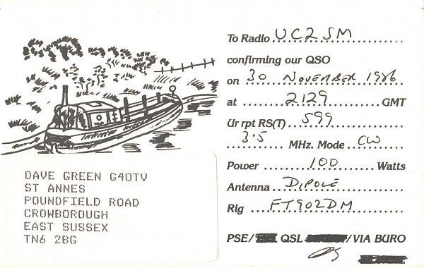 Нажмите на изображение для увеличения.  Название:G4OTV-UC2SM-1986-qsl.jpg Просмотров:2 Размер:349.8 Кб ID:284812