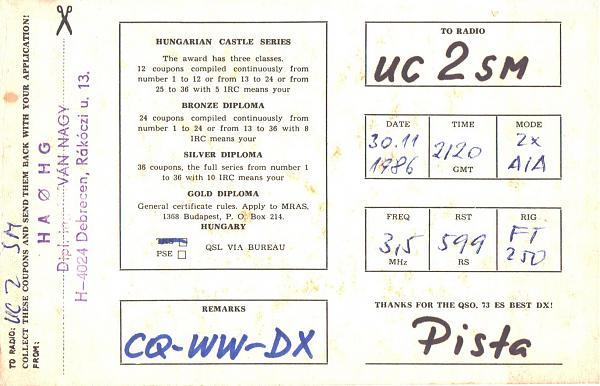Нажмите на изображение для увеличения.  Название:HA0HG-UC2SM-1986-qsl-2s.jpg Просмотров:2 Размер:390.8 Кб ID:285289