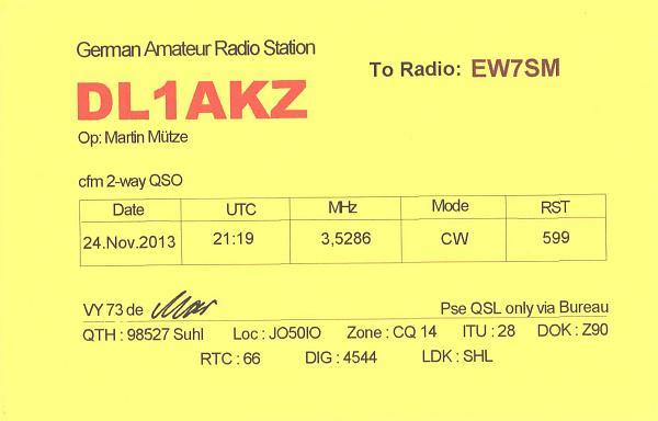Нажмите на изображение для увеличения.  Название:DL1AKZ-EW7SM-2013-qsl.jpg Просмотров:2 Размер:237.3 Кб ID:285345
