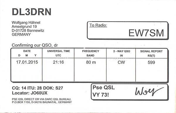 Нажмите на изображение для увеличения.  Название:DL3DRN-EW7SM-2015-qsl3-2s.jpg Просмотров:2 Размер:264.0 Кб ID:285359