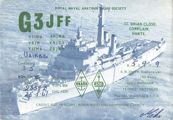 Нажмите на изображение для увеличения.  Название:G3JFF-UA1KBB-1967-qsl.jpg Просмотров:3 Размер:1.48 Мб ID:285435