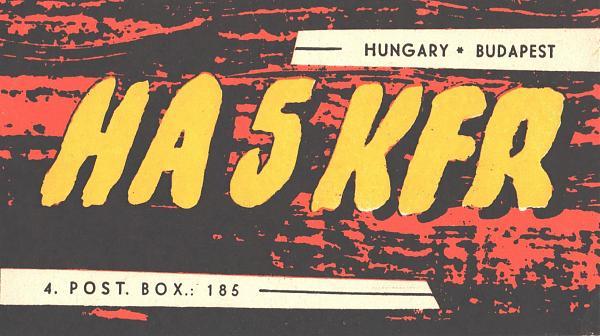 Нажмите на изображение для увеличения.  Название:HA5KFR-UA1KBB-1965-qsl-1s.jpg Просмотров:2 Размер:912.1 Кб ID:285440