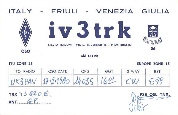 Нажмите на изображение для увеличения.  Название:IV3TRK-UK3PAV-1980-qsl.jpg Просмотров:2 Размер:279.3 Кб ID:285556