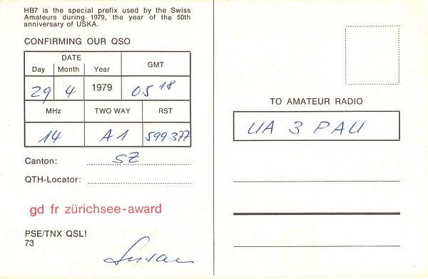 Нажмите на изображение для увеличения.  Название:HB7D-UA3PAU-1979-qsl-2s.jpg Просмотров:2 Размер:253.1 Кб ID:285714