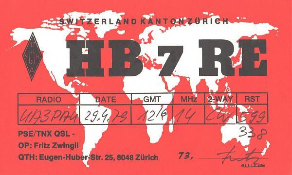 Нажмите на изображение для увеличения.  Название:HB7RE-UA3PAU-1979-qsl-1s.jpg Просмотров:2 Размер:374.3 Кб ID:285715