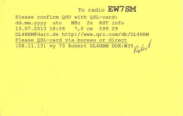 Нажмите на изображение для увеличения.  Название:DL4HRM-EW7SM-2013-qsl-2s.jpg Просмотров:2 Размер:220.0 Кб ID:285728
