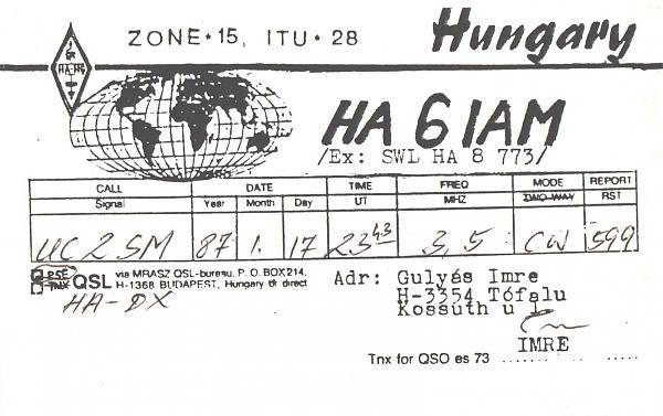 Нажмите на изображение для увеличения.  Название:HA6IAM-UC2SM-1987-qsl.jpg Просмотров:2 Размер:322.3 Кб ID:285797