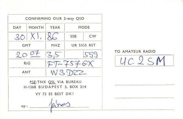 Нажмите на изображение для увеличения.  Название:HA7KLJ-UC2SM-1986-qsl-2s.jpg Просмотров:2 Размер:236.9 Кб ID:285801