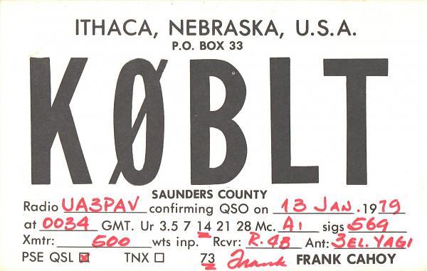 Нажмите на изображение для увеличения.  Название:K0BLT-UA3PAV-1979-qsl.jpg Просмотров:2 Размер:306.3 Кб ID:286014