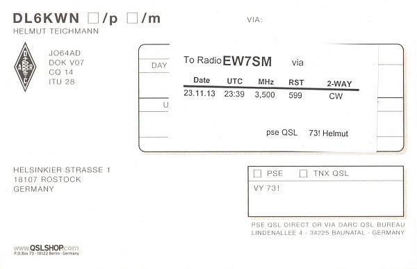 Нажмите на изображение для увеличения.  Название:DL6KWN-EW7SM-2013-qsl-2s.jpg Просмотров:2 Размер:200.0 Кб ID:286040