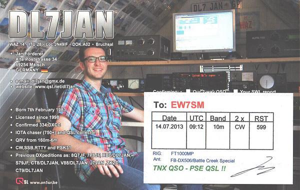 Нажмите на изображение для увеличения.  Название:DL7JAN-EW7SM-2013-qsl-2s.jpg Просмотров:2 Размер:670.6 Кб ID:286048