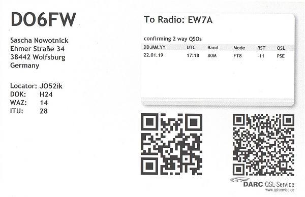 Нажмите на изображение для увеличения.  Название:DO6FW-EW7A-2019-qsl-2s.jpg Просмотров:2 Размер:506.6 Кб ID:286123