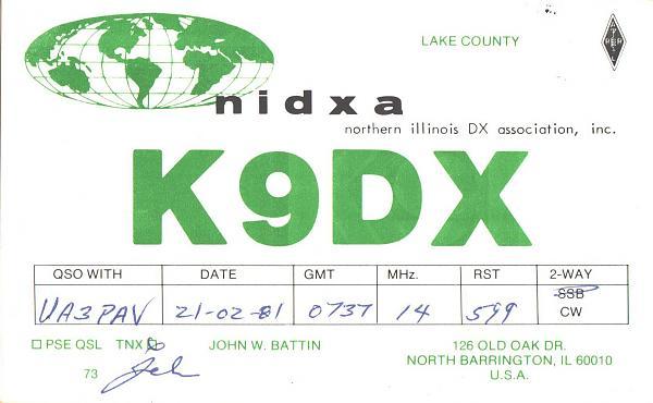 Нажмите на изображение для увеличения.  Название:K9DX-UA3PAV-1981-qsl.jpg Просмотров:2 Размер:296.1 Кб ID:286168