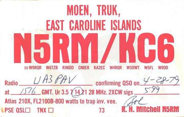 Нажмите на изображение для увеличения.  Название:N5RM_KC6-UA3PAV-1979-qsl-1s.jpg Просмотров:4 Размер:453.7 Кб ID:286698