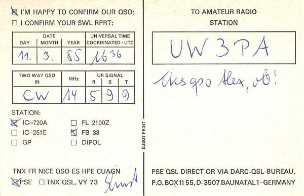 Нажмите на изображение для увеличения.  Название:DL6CT-UW3PA-1985-qsl-2s.jpg Просмотров:2 Размер:379.9 Кб ID:286729