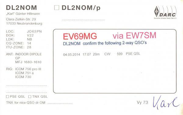 Нажмите на изображение для увеличения.  Название:DL2NOM-EV69MG-2014-qsl-2s.jpg Просмотров:2 Размер:365.2 Кб ID:286820