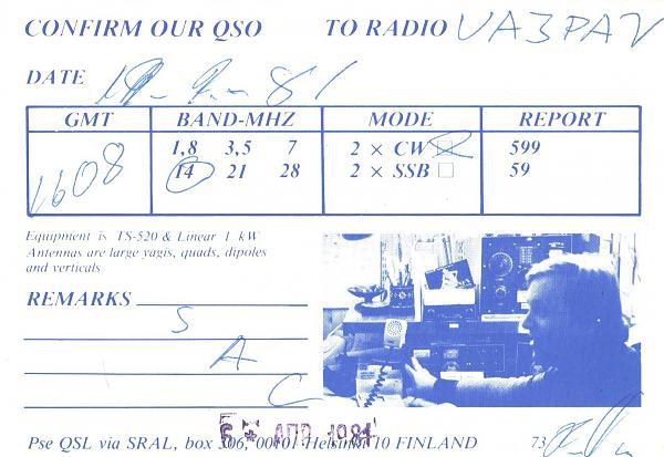 Нажмите на изображение для увеличения.  Название:OH6GO-UA3PAV-1981-qsl-2s.jpg Просмотров:2 Размер:779.7 Кб ID:286929
