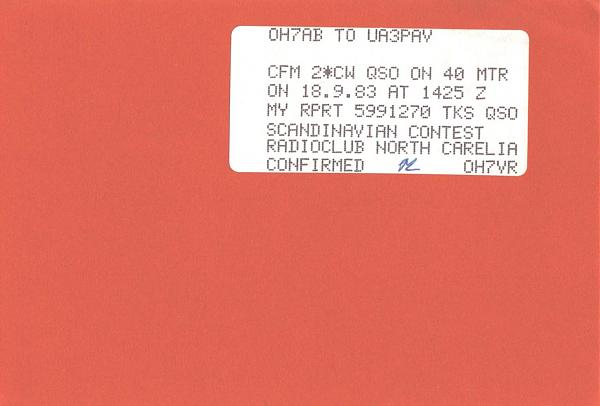 Нажмите на изображение для увеличения.  Название:OH7AB-UA3PAV-1983-qsl.jpg Просмотров:3 Размер:715.7 Кб ID:286932