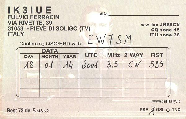 Нажмите на изображение для увеличения.  Название:IK3IUE-EW7SM-2014-qsl2-2s.jpg Просмотров:2 Размер:841.8 Кб ID:287282