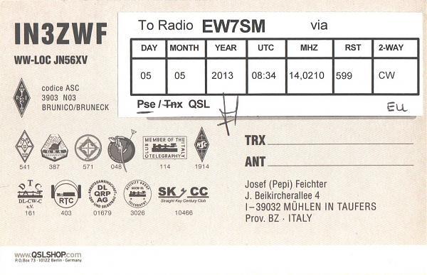 Нажмите на изображение для увеличения.  Название:IN3ZWF-EW7SM-2013-qsl-2s.jpg Просмотров:4 Размер:571.0 Кб ID:287284