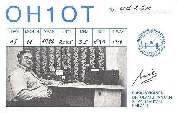 Нажмите на изображение для увеличения.  Название:OH1OT-UC2SM-1986-qsl.jpg Просмотров:2 Размер:866.1 Кб ID:287346