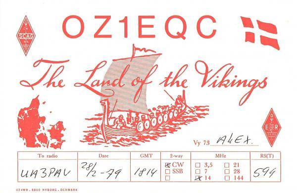 Нажмите на изображение для увеличения.  Название:OZ1EQC-UA3PAV-1979-qsl.jpg Просмотров:2 Размер:502.5 Кб ID:287388
