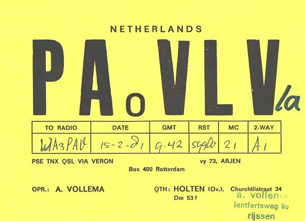 Нажмите на изображение для увеличения.  Название:PA0VLV_a-UA3PAV-1981-qsl.jpg Просмотров:2 Размер:340.0 Кб ID:287630