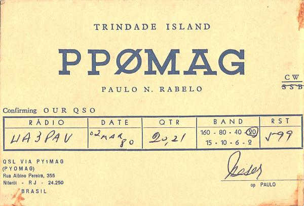 Нажмите на изображение для увеличения.  Название:PP0MAG-UA3PAV-1980-qsl.jpg Просмотров:2 Размер:411.7 Кб ID:287712