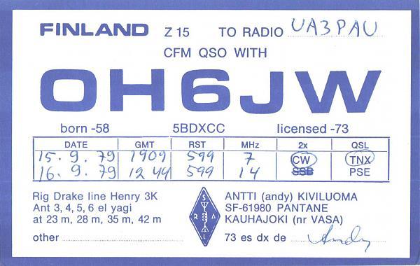 Нажмите на изображение для увеличения.  Название:OH6JW-UA3PAU-1979-qsl.jpg Просмотров:2 Размер:979.1 Кб ID:287729