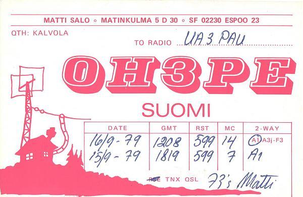 Нажмите на изображение для увеличения.  Название:OH3PE-UA3PAU-1979-qsl.jpg Просмотров:2 Размер:1.01 Мб ID:287853