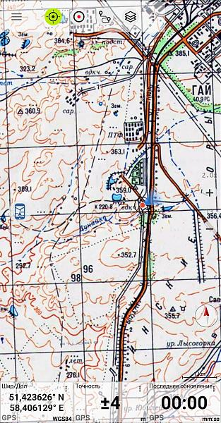 Нажмите на изображение для увеличения.  Название:Screenshot_20201219-104240_Soviet Military Maps.jpg Просмотров:2 Размер:1.51 Мб ID:288062