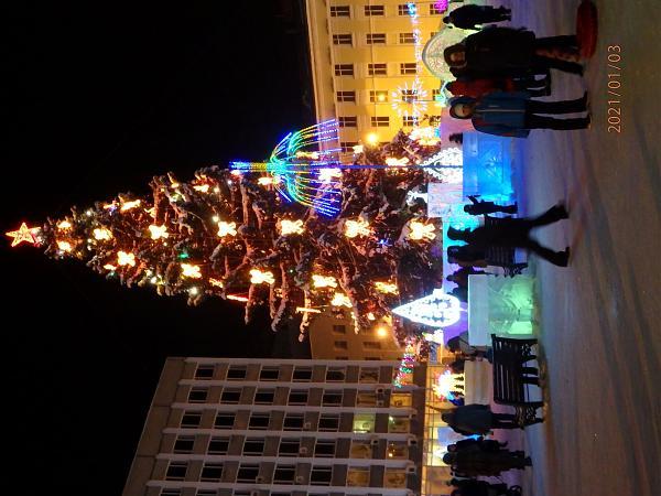 Нажмите на изображение для увеличения.  Название:Встреча у вечерней елки.JPG Просмотров:4 Размер:251.7 Кб ID:293154