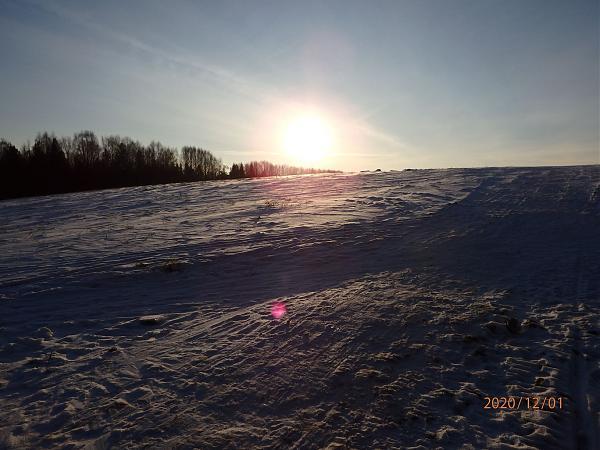 Нажмите на изображение для увеличения.  Название:На ранней лыжне.JPG Просмотров:2 Размер:259.0 Кб ID:293157