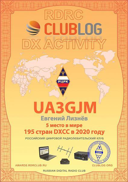 Нажмите на изображение для увеличения.  Название:RDRC-UA3GJM-DA-CLUBLOG-DX-UCH-2021.JPG Просмотров:3 Размер:949.2 Кб ID:297541