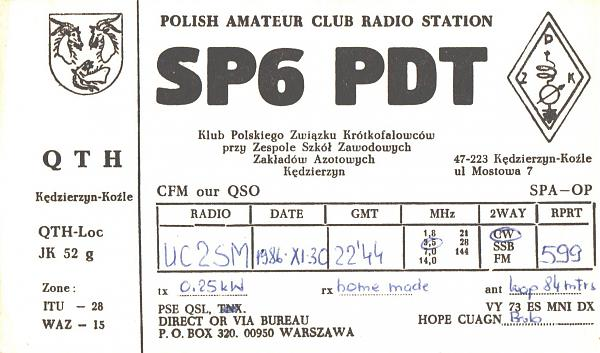 Нажмите на изображение для увеличения.  Название:SP6PDT-UC2SM-1986-qsl.jpg Просмотров:2 Размер:491.6 Кб ID:299497