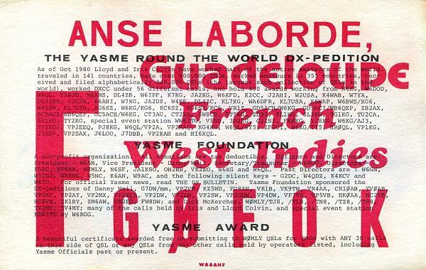 Нажмите на изображение для увеличения.  Название:FG0FOK-YASME-1981-QSL-RM7KW-archive-651-T.jpg Просмотров:4 Размер:1.44 Мб ID:299683